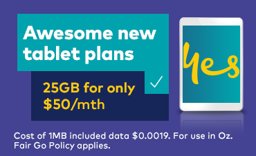 Awesome new tablet plans