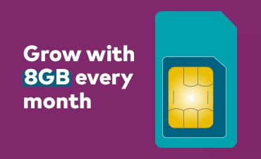 Get 8GB for your small business on the $40/mth Optus SIM Plan