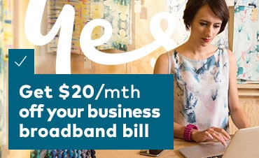 Get $20/month off your broadband bill
