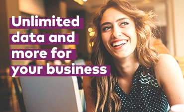 Unlimited data and more for your business