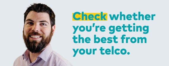 Book a Telco Review with Optus