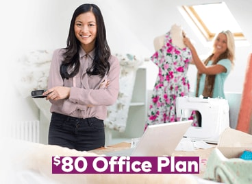 $80 Office Plan