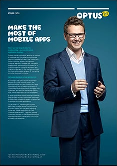 Make the Most of Mobile Apps