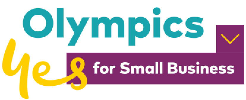 Olympics Yes for small business