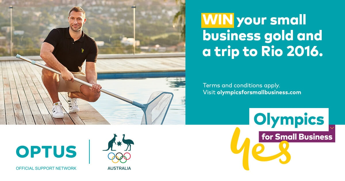 Olympics for Small Business - Enter now