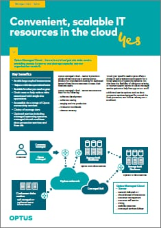 OPTUS MANAGED CLOUD - SERVER