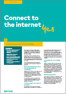 Uecomm Internet