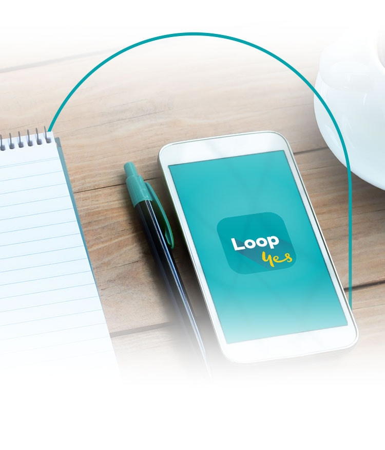 Manage calls and communications with Optus Loop