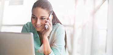 Set up a virtual receptionist for your small business