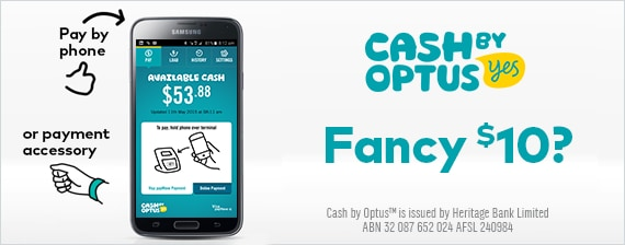 Get Cash By Optus