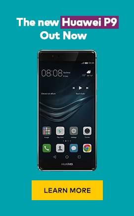 The new Huawei P9 Out Now