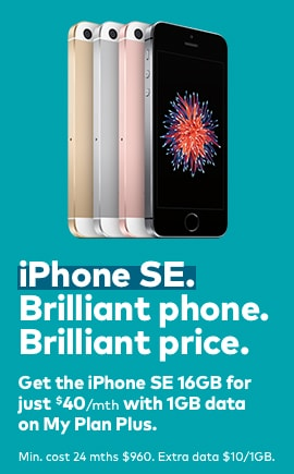 iPhone SE. Brilliant phone. Brilliant price