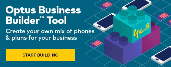 Optus Business Builder Tool