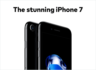 iPhone 7 - Our greatest offer yet