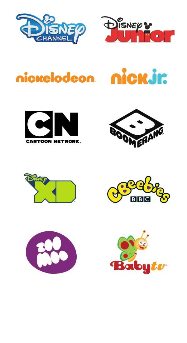 Kids channel pack