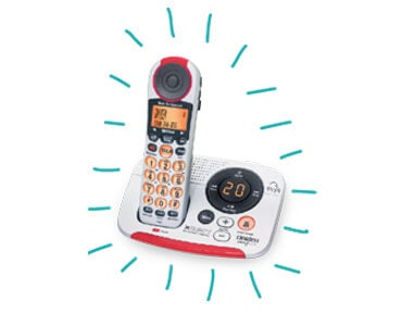 Office phone lines plans systems optus business easy to read and easy to use the uniden dect sse25 is great for those wanting a phone thats designed for the visually and hearing impaired fandeluxe Gallery
