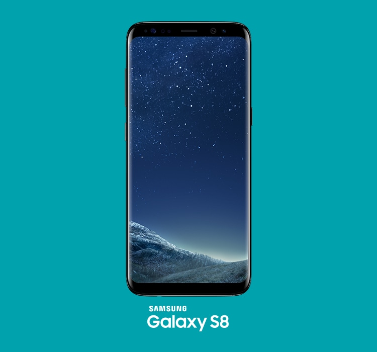 Get the Samsung GS8 with 20GB data for just $59/mth.