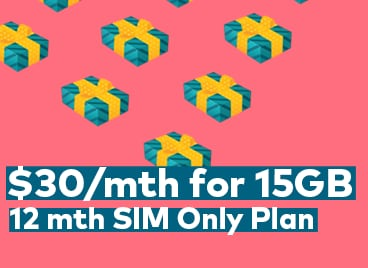 12month SIM only plan