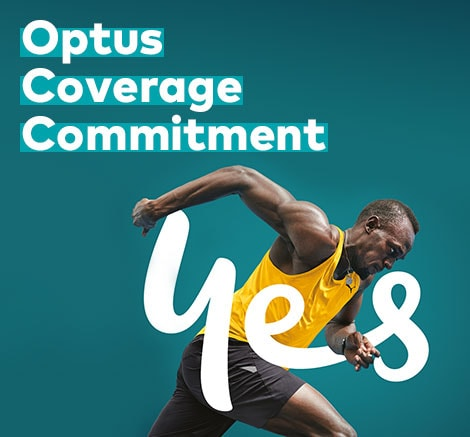 Optus Coverage Commitment