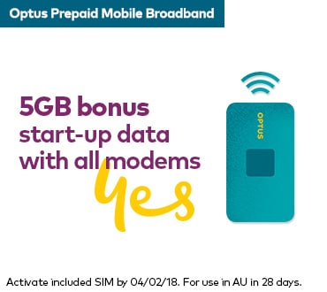 5GB bonus data with all $30+ recharges