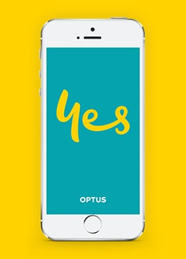 DOWNLOAD THE MY OPTUS APP
