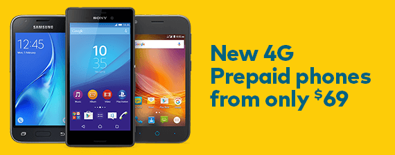 Make the Call on a 4G Prepaid Phone