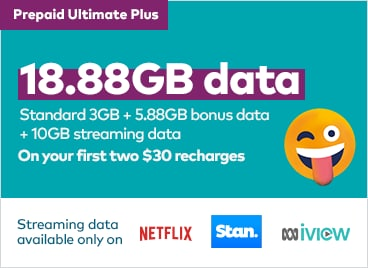 how to get double data from optus recharge prepaid wifi