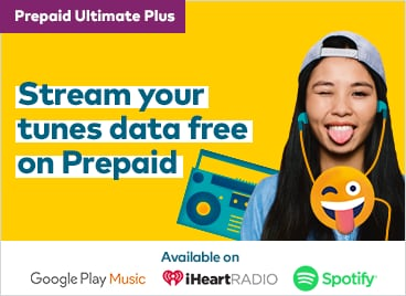Optus Music Offer Prepaid