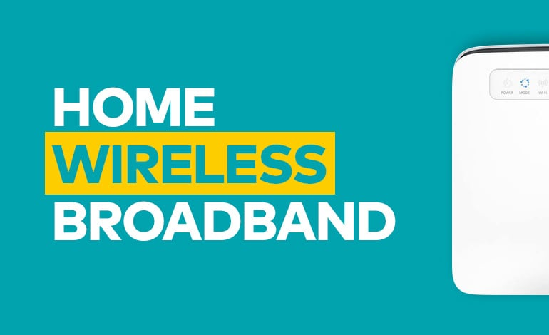 Home Wireless Broadband