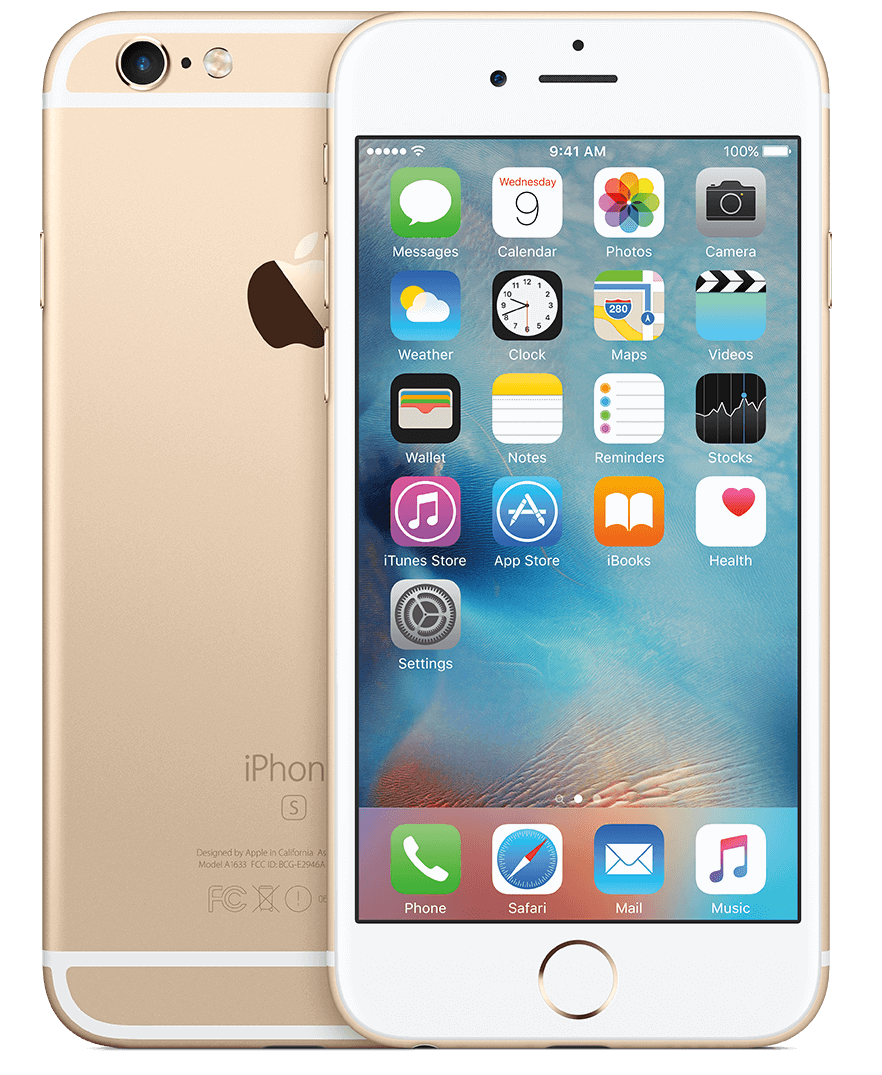 new apple iphone 6s plus 16gb gold t mobile clean imei protect my phones. Black Bedroom Furniture Sets. Home Design Ideas