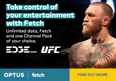 Take control of your entertainment with Fetch