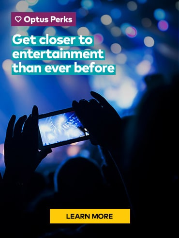 Get closer to entertainment than ever before.