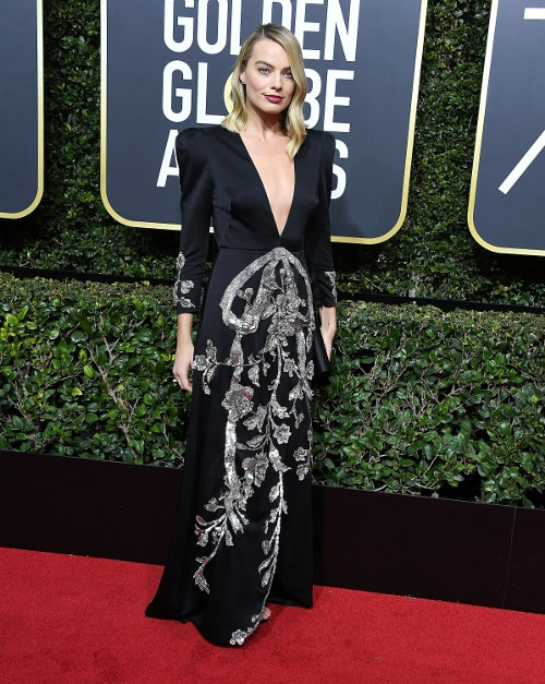Margot Robbie, Golden Globes
