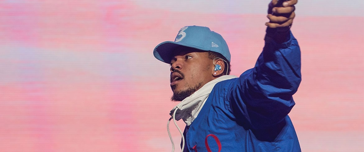 Chance the Rapper is ready to test his acting chops