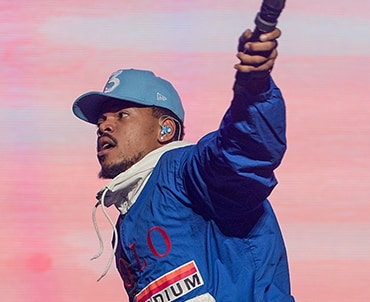 Chance The Rapper Is Going to be in a Horror Film