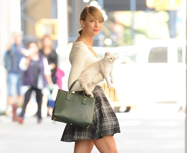 The Cutest Celebrity Pets
