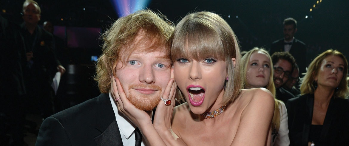 Is Taylor Swift about to unite with Ed Sheeran and Future for the collaboration of the year?