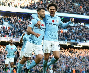 Man City the Greatest Scorers in EPL History