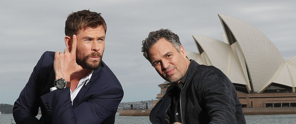 Thor: Ragnarok star Chris Hemsworth was loving life while working with Kiwi director Taika Waititi and Hulked up Mark Ruffalo.