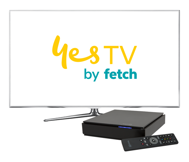 Yes TV by Fetch Bundles