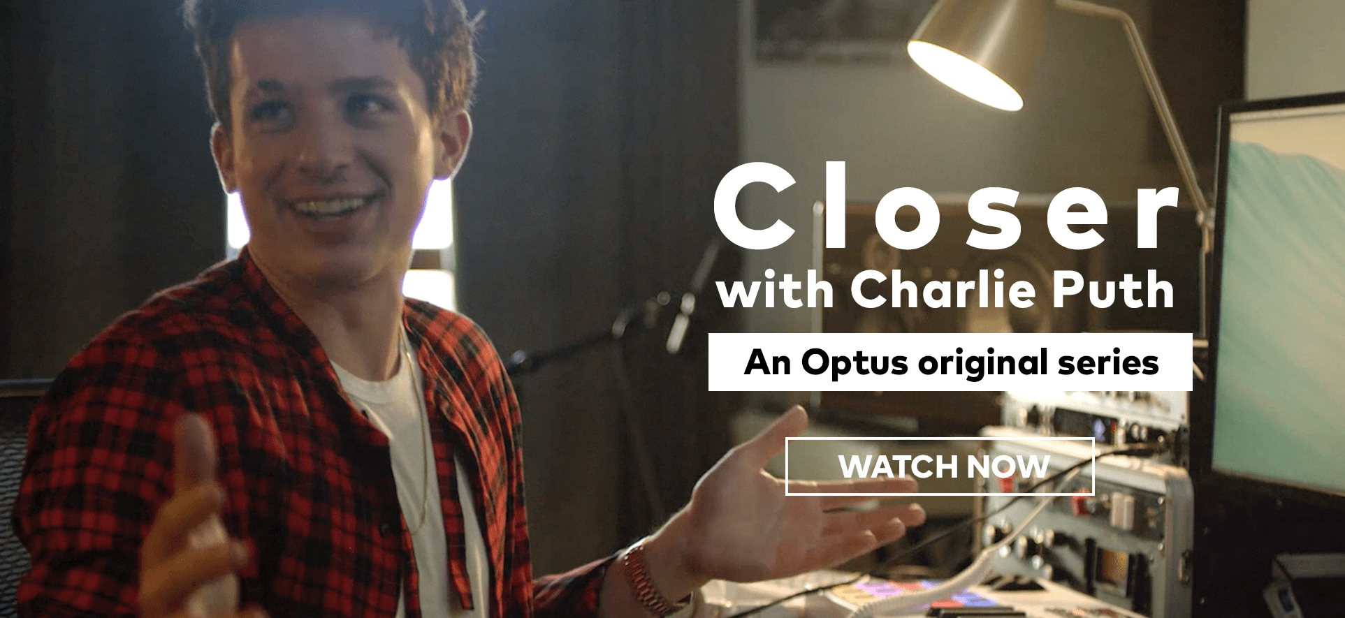 Closer with Charlie Puth: An Optus Original Series