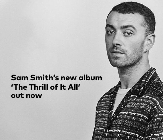 Say Yes to Sam Smith