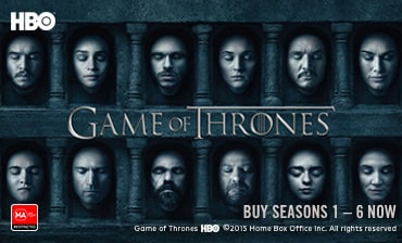 Game of Thrones. Buy Season 1 to 6 on the TV Store now