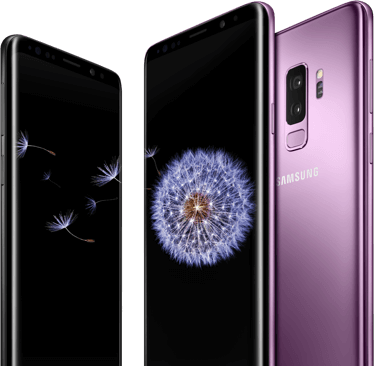 Samsung S9 phones