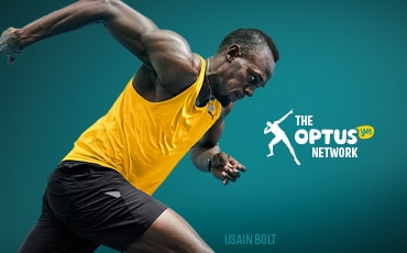 Stop At Nothing. The Optus Network.
