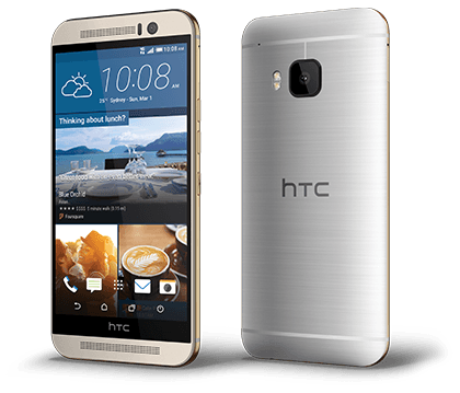 HTC One M9 design
