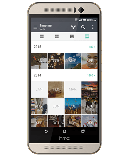 HTC One M9 HTC One Gallery