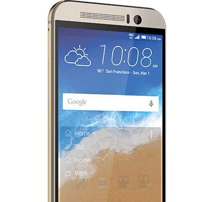 HTC One M9 Personalisation