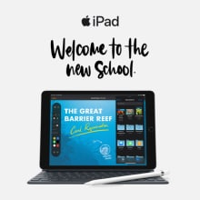 Back to school iPad deals