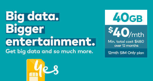 Big data. Bigger entertainment. Get big data and so much more.
